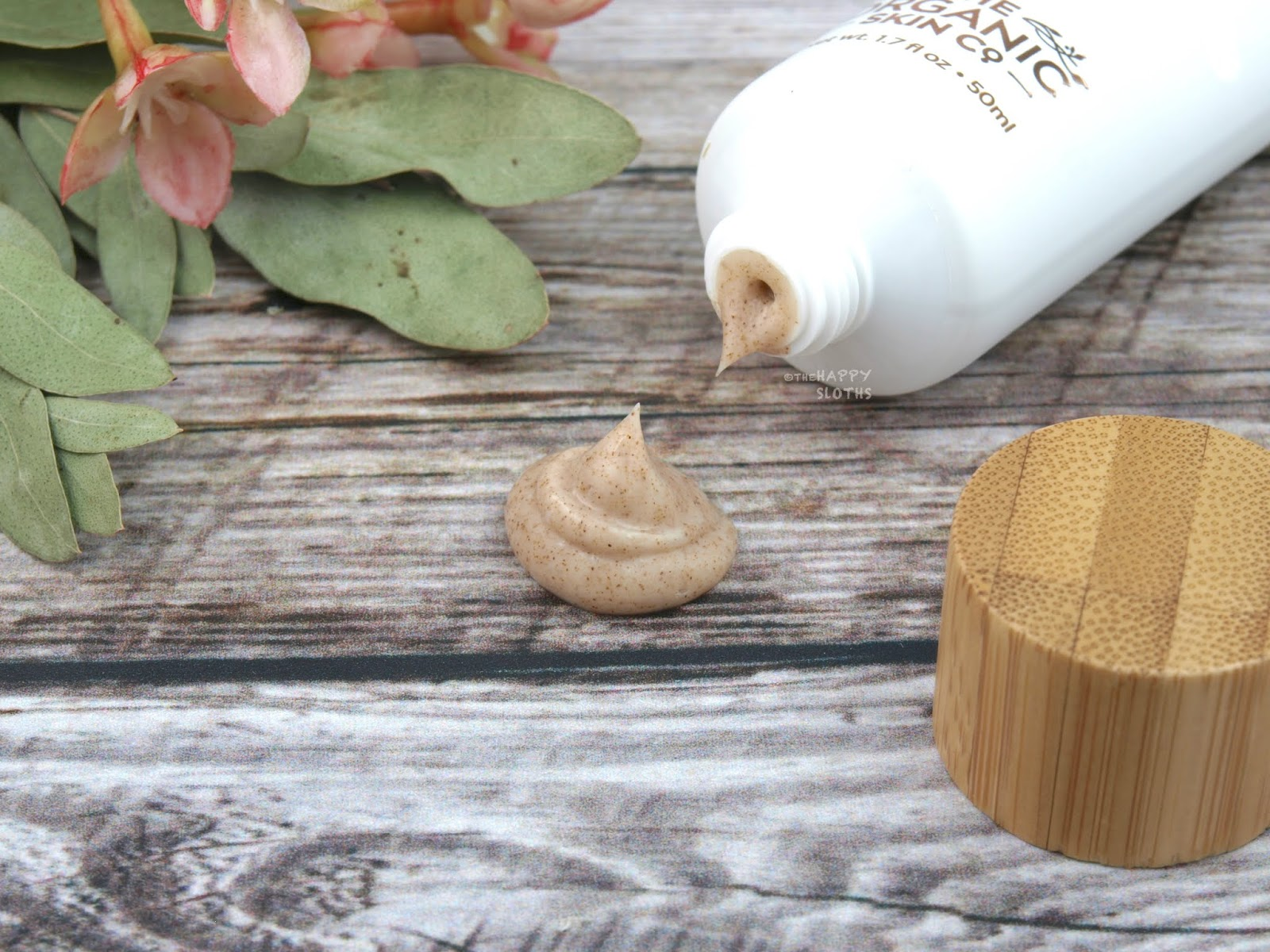 The Organic Skin Co | Nitty Gritty Almond Seed Exfoliant: Review