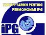 Tarikh-tarikh Penting Permohonan PISMP IPG 2019