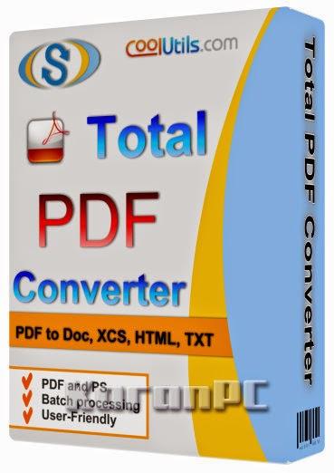 Coolutils Total PDF Converter 5.1.64 + Key