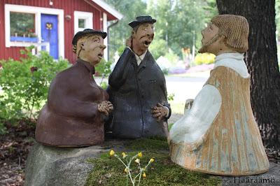 Eino Viikillä: Turkulaiset ihmettelevät tamperelaista