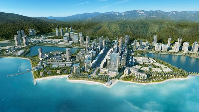 Quy hoạch đô thị Hạ Long Marina