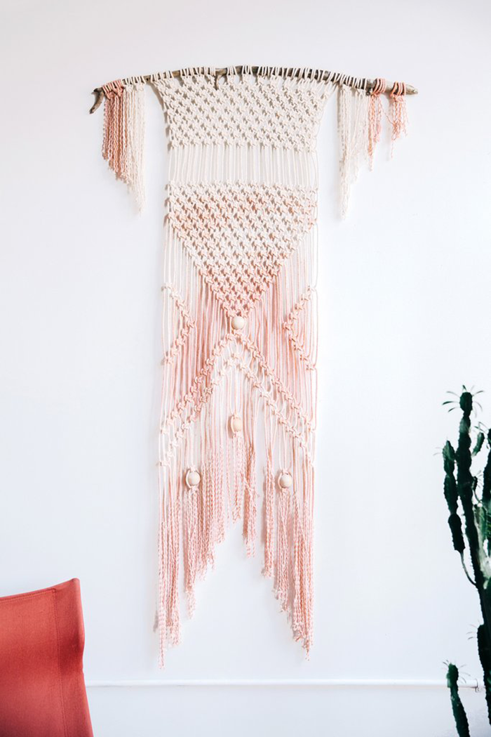 Foxtail Moss Mad For Macrame With Modern Macrame