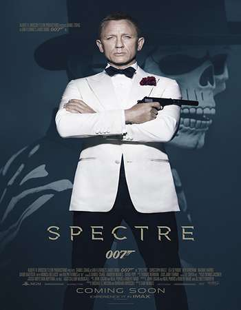 Spectre 2015 Hindi Dual Audio 720p HEVC BluRay 650MB ESubs