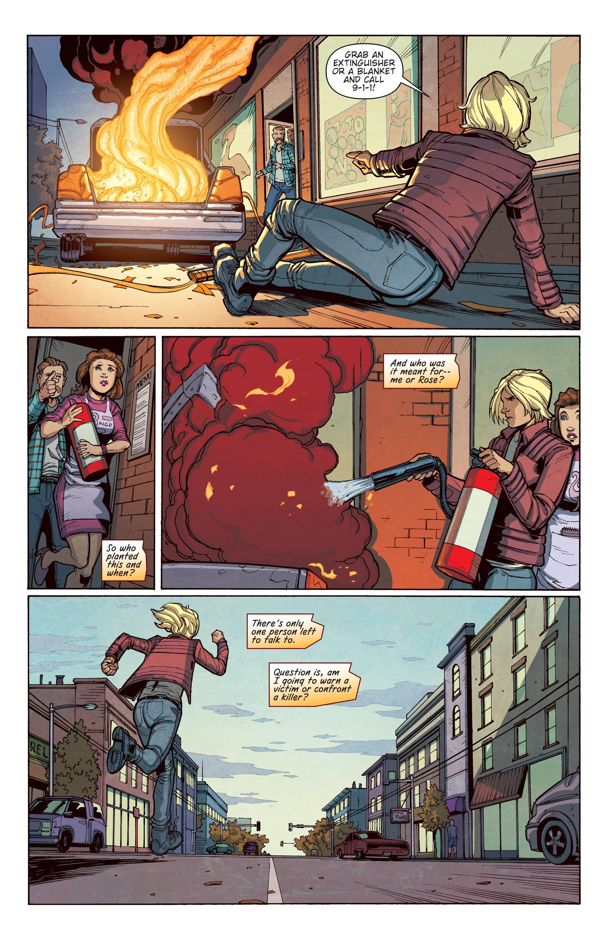 Read online Slash & Burn comic -  Issue #4 - 18
