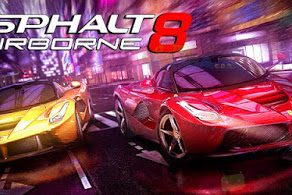 Asphalt 8: Airborne v5.3.1a Mod Apk for Android (Free Shopping/Anti-Ban)