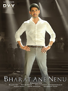 Bharat Ane Nenu (2018) Hindi Dubbed HDRip | 720p | 480p