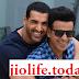 John Abraham and Manoj Bajpayee bromance at Satyameva Jayate merchandising