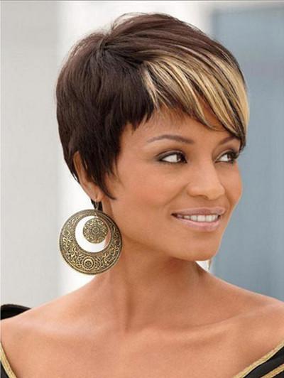 la moda en tu cabello cortes de pelo corto pixie mujeres
