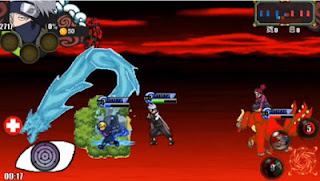 Shinobi Senki Mod Apk (Naruto Senki 4) Unlock All Character Terbaru