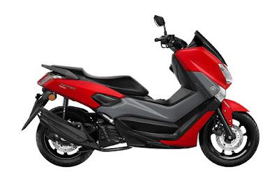 Warna Baru Yamaha NMAX, Harga Tidak Berubah