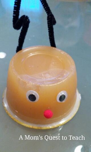 Reindeer Applesauce