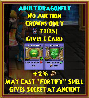 Sabertooth wizard101