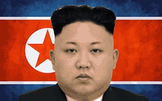 North Korean dictator Kim Jong Un