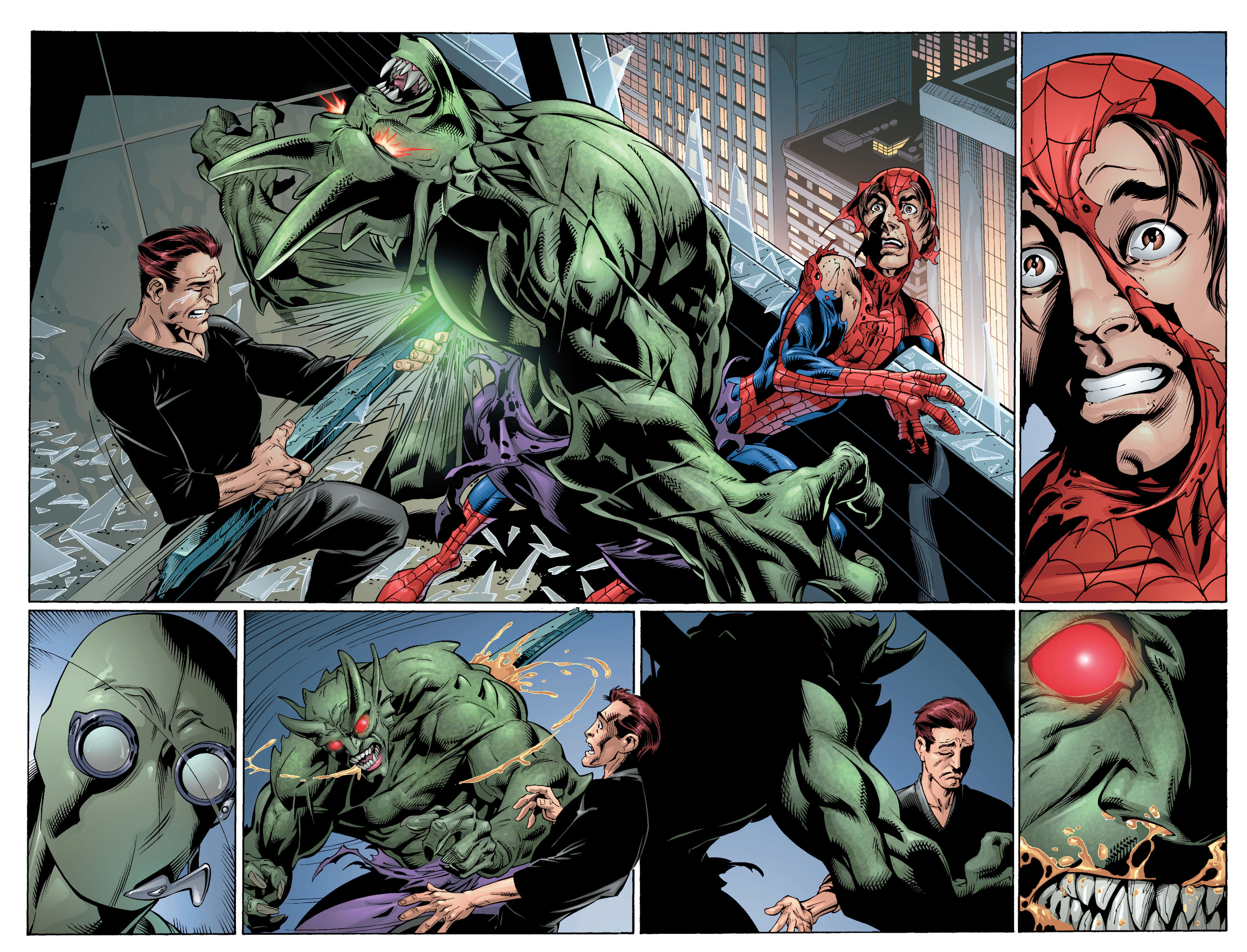 Read online Ultimate Spider-Man (2000) comic -  Issue #27 - 8