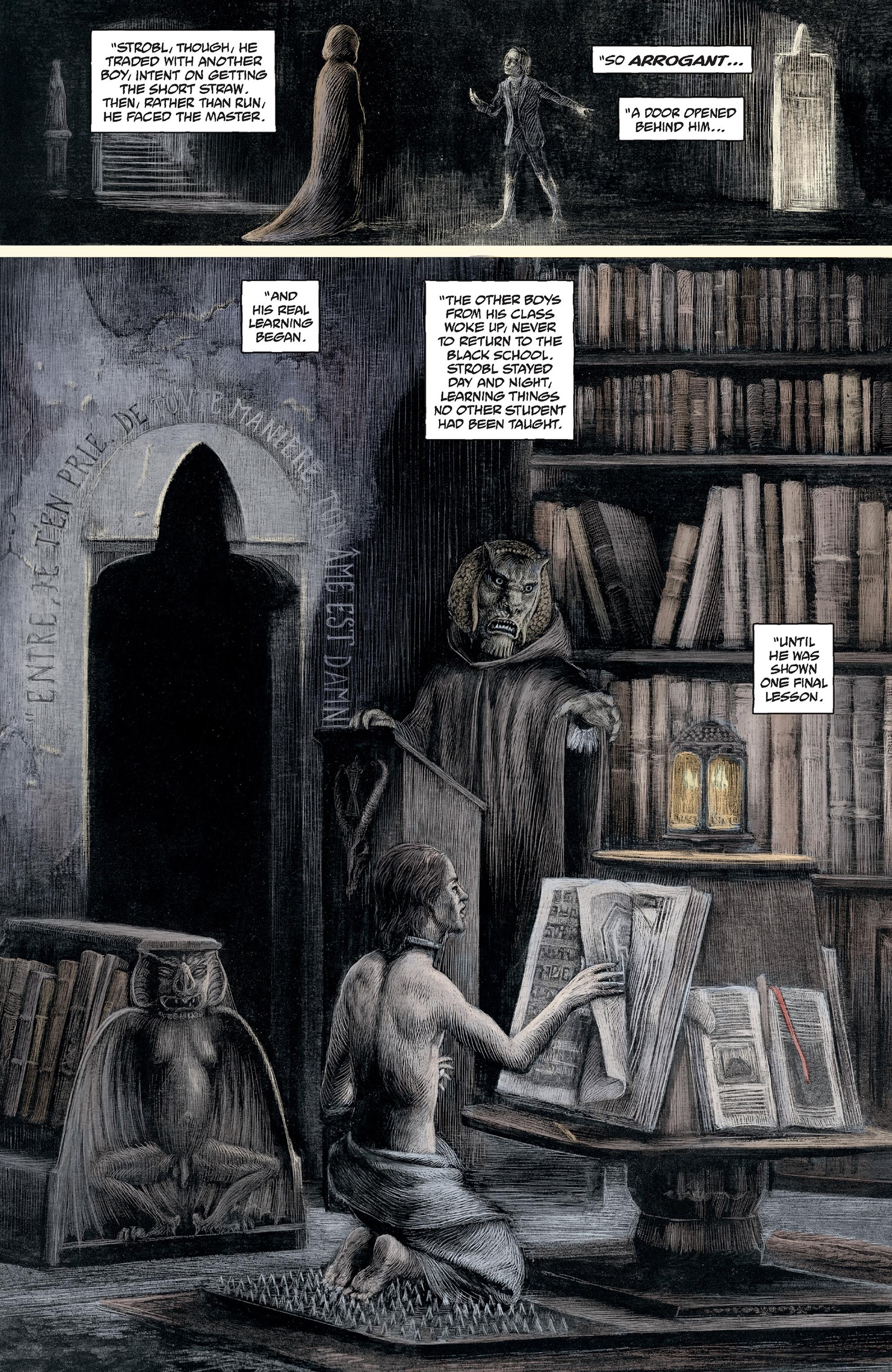 Read online Abe Sapien comic -  Issue #30 - 9