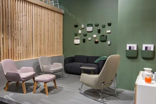 Vintage  Trendy Salon International du meuble  Milan