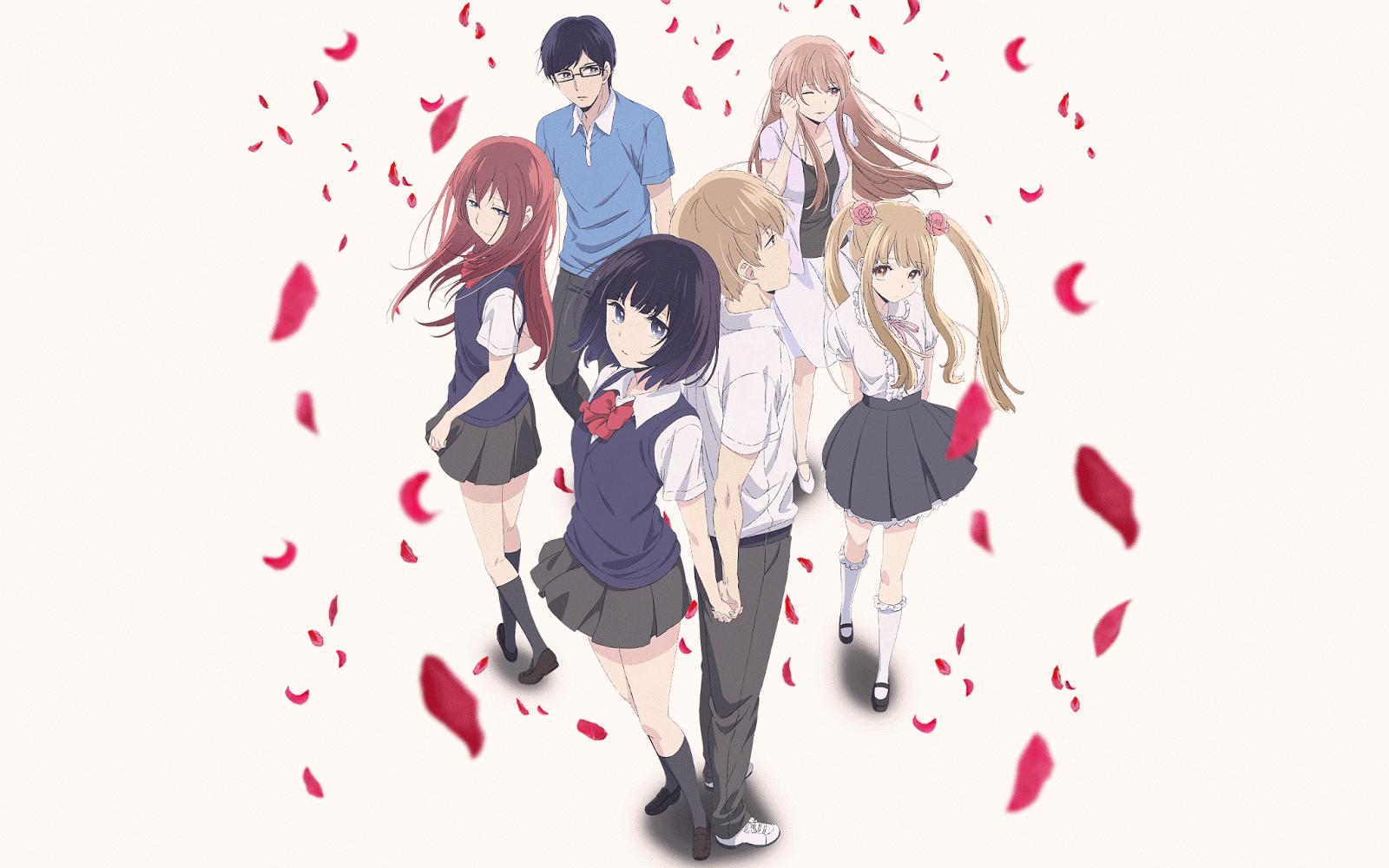 Kuzu no Honkai Sub Indo : Episode 1-12 END