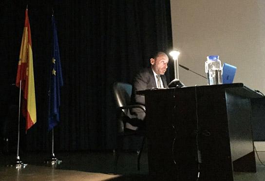 Honorio Aguilar presenta su tesis sobre la iluminación natural en las iglesias mudéjares