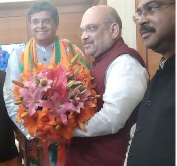 BJD MP Baijayant Jay Panda Wiki who joined BJP today