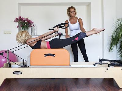 Shapemaster Güzellik Merkezinde Pilates Reformer
