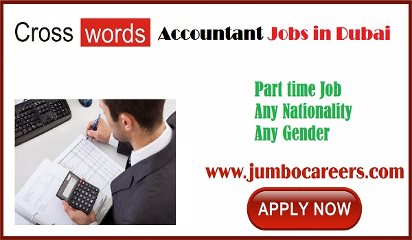 Dubai part time job for Indians, company jobs vacancies in Dubai,