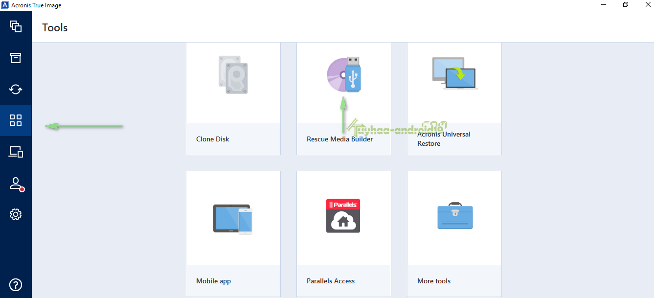 Cara membuat Bootable Acronis Ke FlashDisk