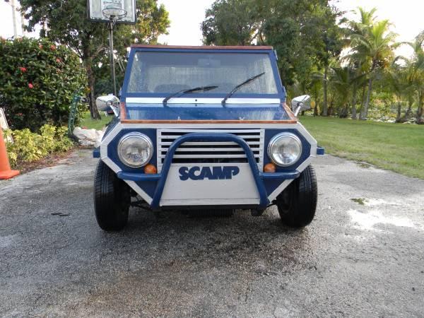 1978 Mini Scamp Pickup Truck by Austin - Rare and Super Cool