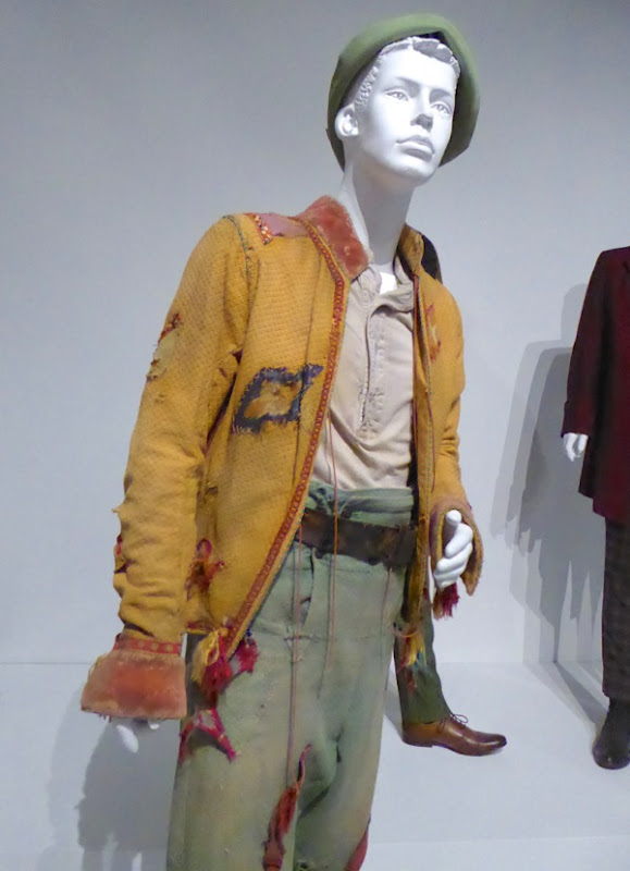 Victor Frankenstein Igor circus costume