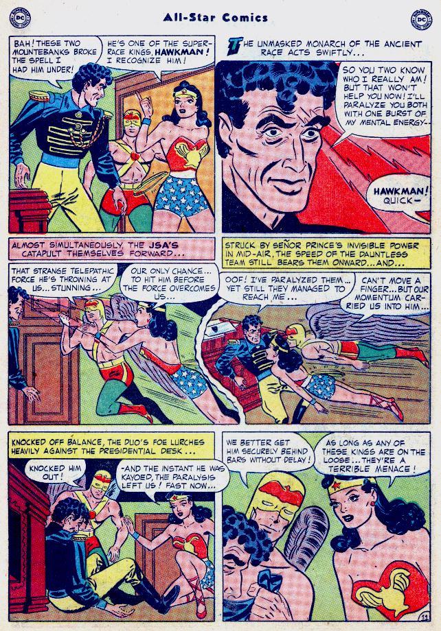 Read online All-Star Comics comic -  Issue #52 - 14