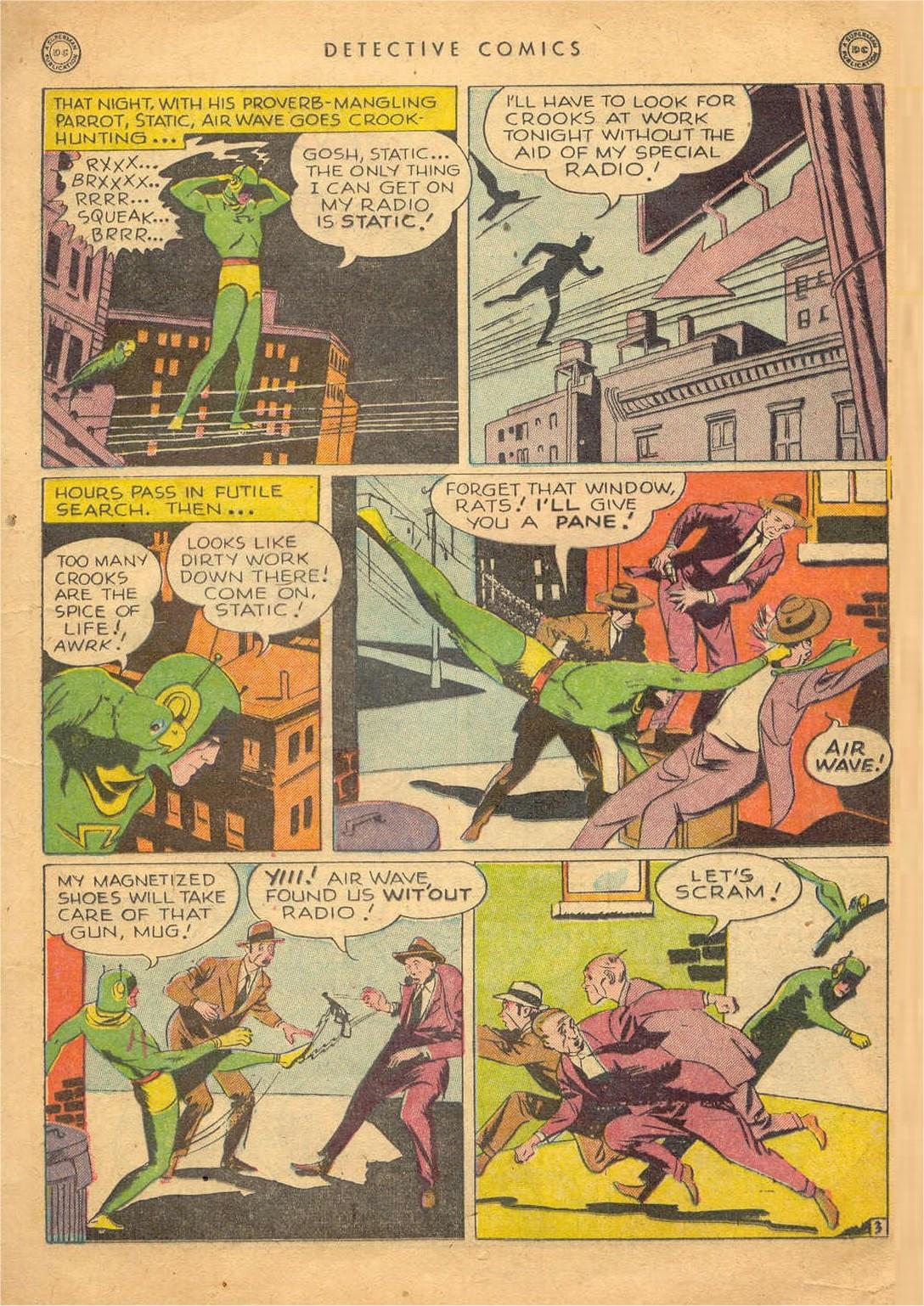 Detective Comics (1937) 129 Page 17