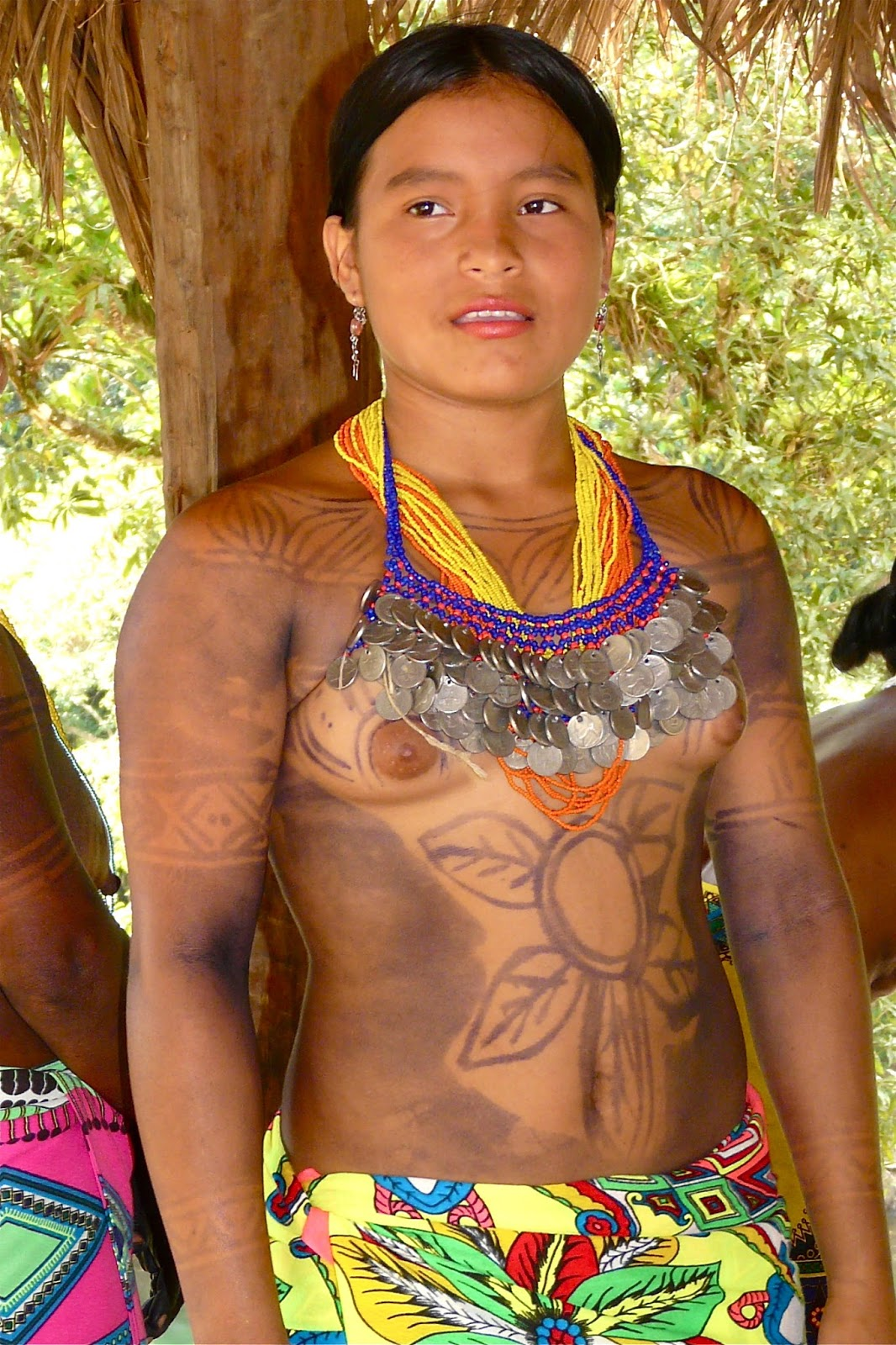 Naked Panamanian Women