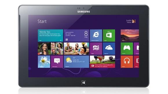 Ativ Tab جهاز لوحي جديد من سامسونج يعمل بنظام تشغيل ويندوز8