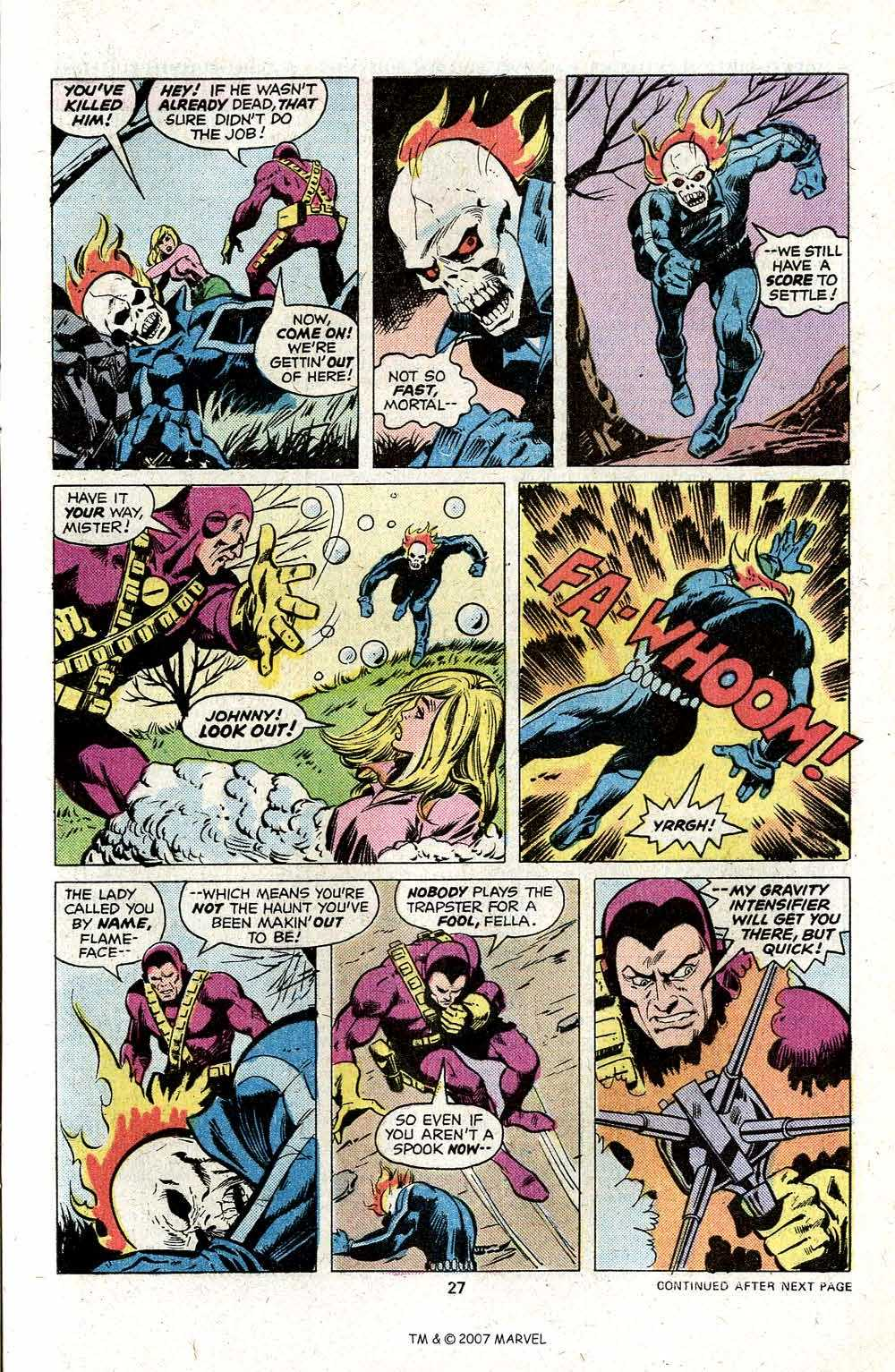 Ghost Rider (1973) Issue #13 #13 - English 29