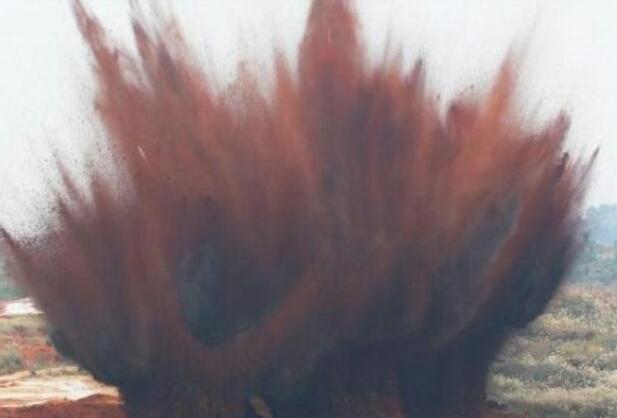 Bom Perang Dunia Meledak di Lokasi Proyek MRT