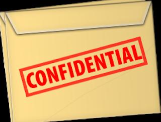 Конфиденциальная информация В контакте