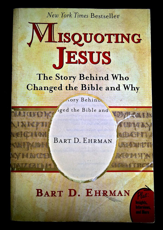 bart ehrman misquoting jesus pdf