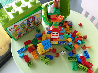 Lego Duplo Deluxe Bouwstenen Box 10580