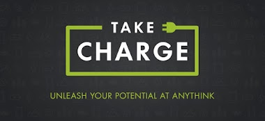 #Motivational Friday: Take Charge