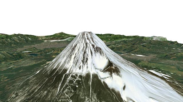 DEM 3D Visualization