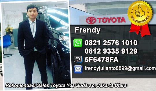 Toyota Yos Sudarso, Jakarta Utara