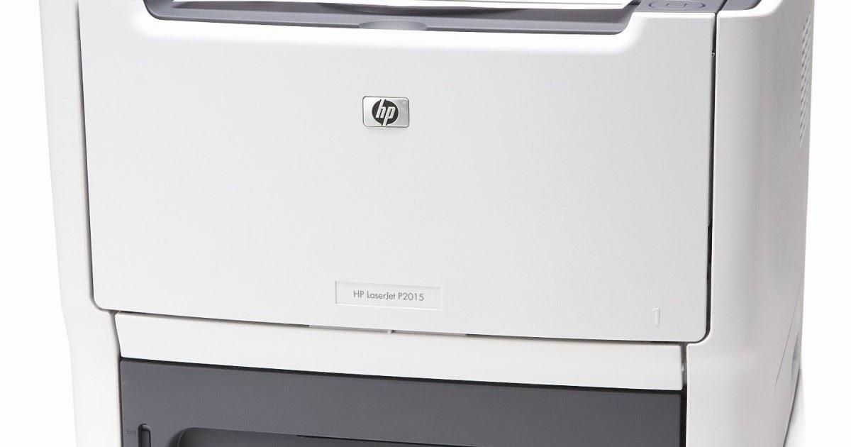 pilote pour imprimante hp laserjet p2015