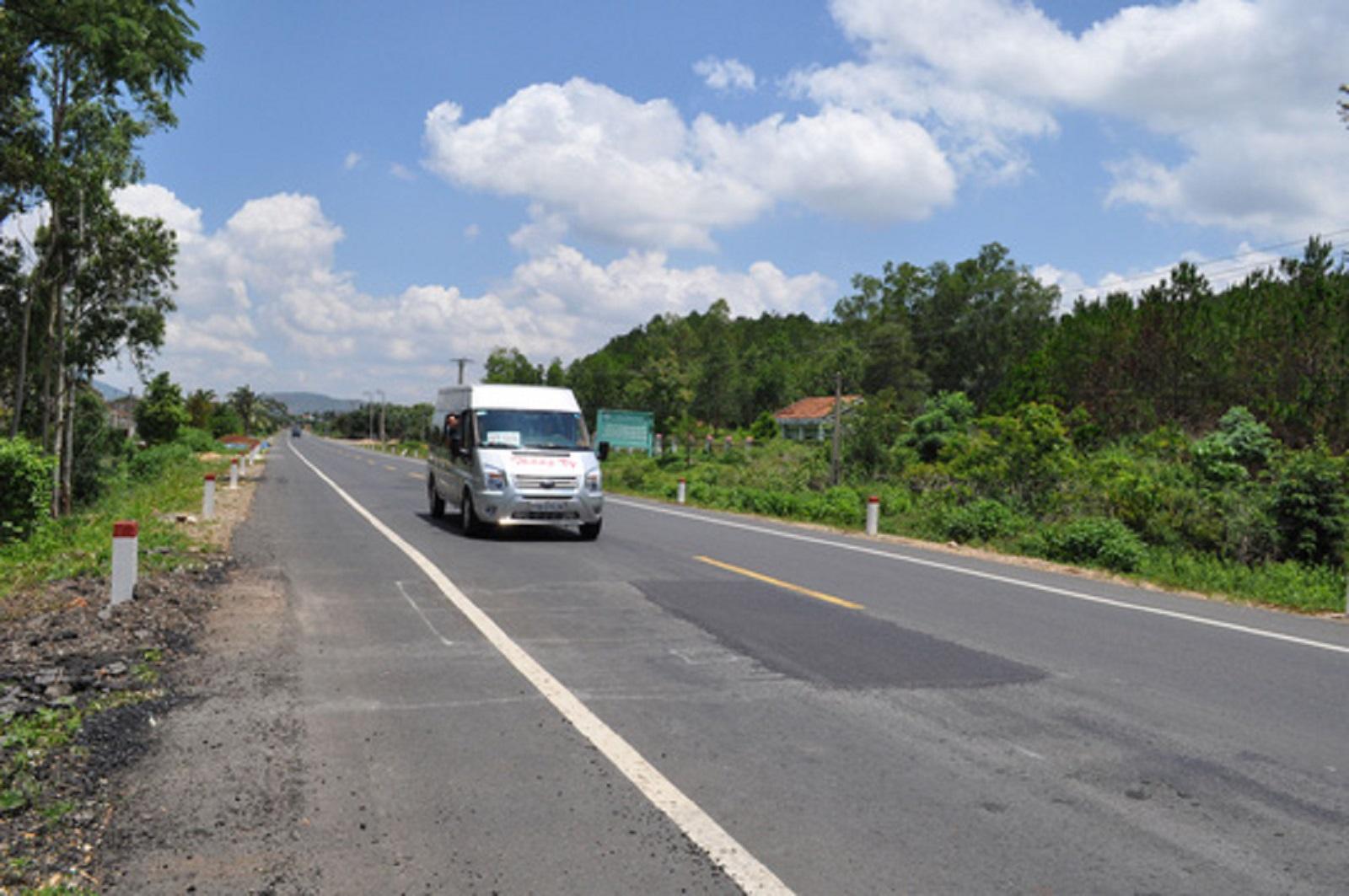 Đầu tư 154 triệu USD nâng cấp Quốc lộ 19 nối Gia Lai với Bình Định