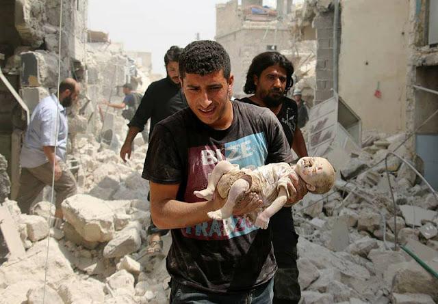Suriah Menangis