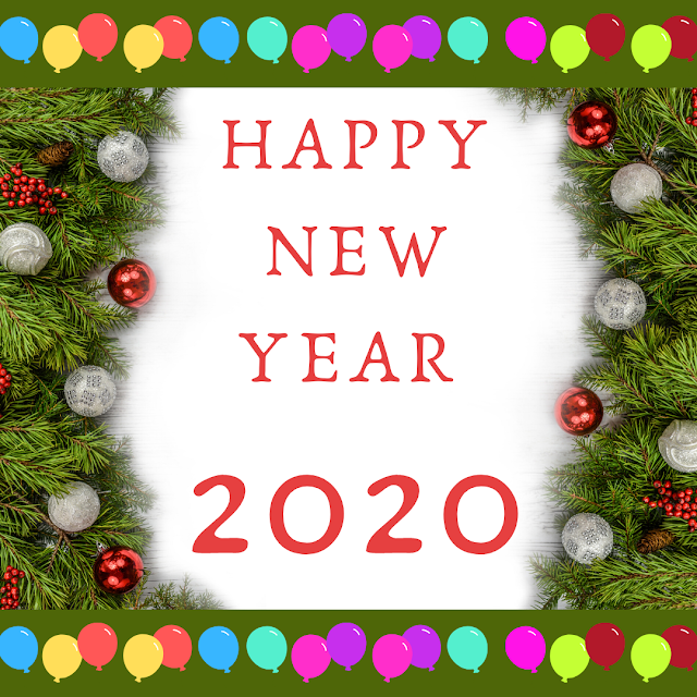 Happy New Year 2020 Images, Quotes