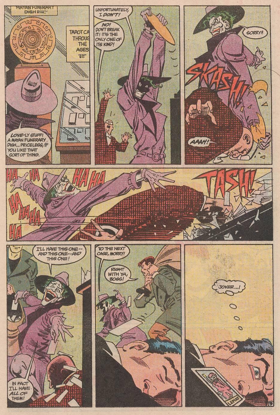 Detective Comics (1937) 617 Page 9