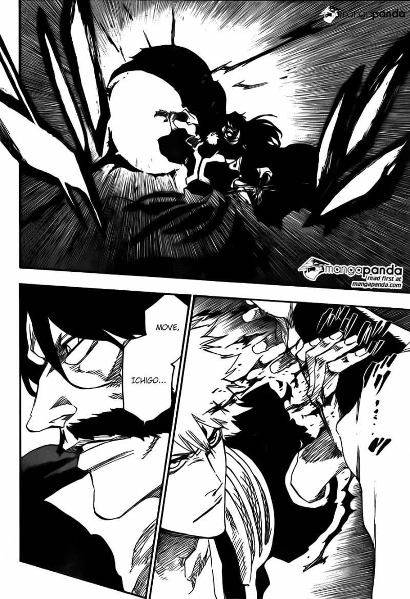 Bleach Ch 618: The Dark Arm