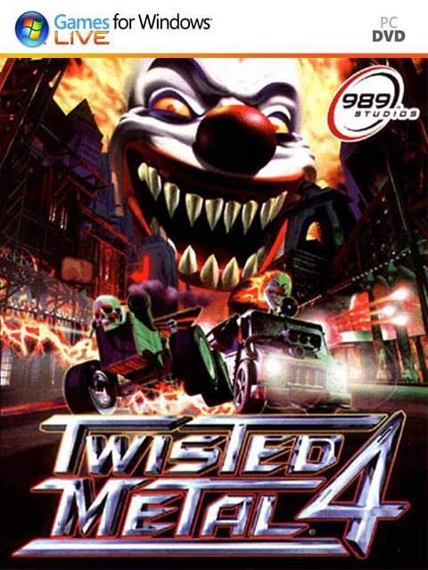تحميل لعبة Twisted Metal 4 مضغوطة برابط واحد مباشر كاملة مجانا