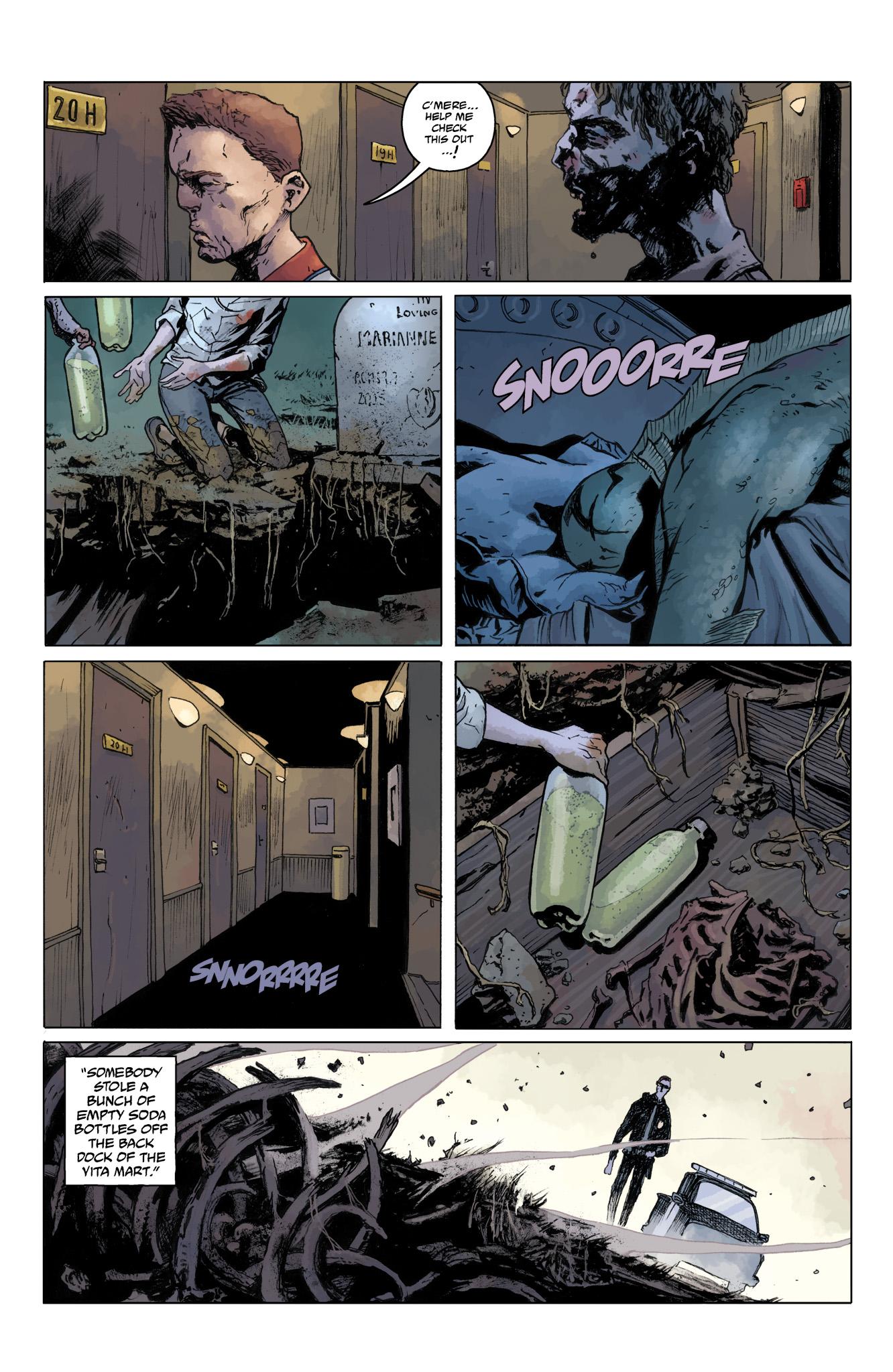 Read online Abe Sapien comic -  Issue #10 - 20