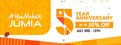 Jumia@5