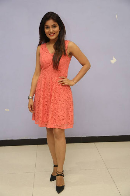 Avantika Shetty Stills At Rajaradham Trailer Launch